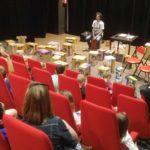 Atelier «Cajons en carton»
