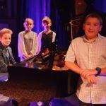 Les élèves de piano de l'EMION participent au Festival Pianoscope