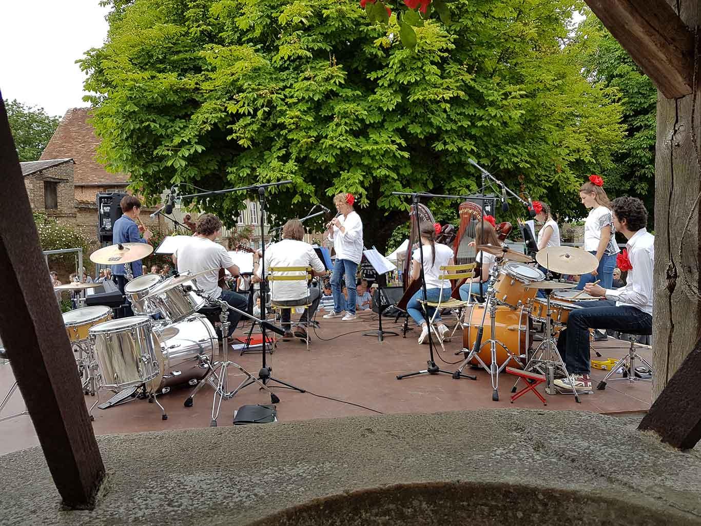 Ensemble musical Tempo Giusto
