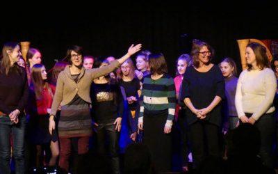 Concert Harpes au Présent à Amiens et Beauvais avec Eleane Westenberg