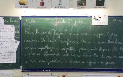 Projet Ecole primaire de Songeons